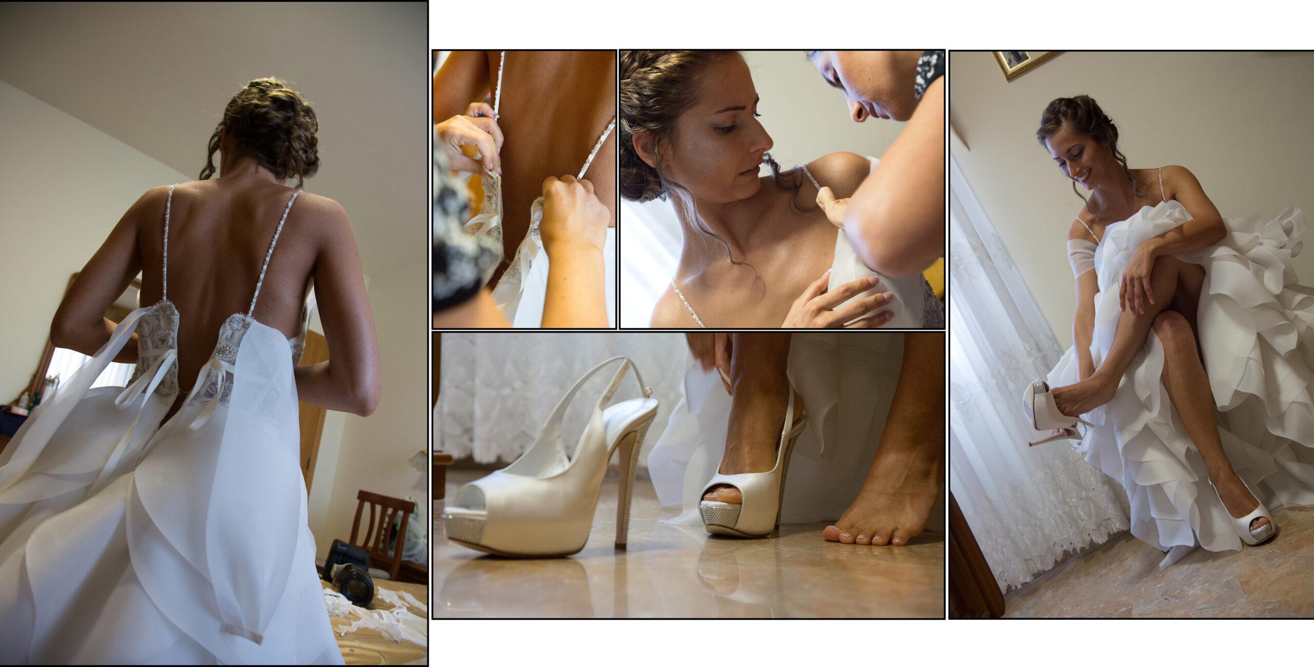 scarpe abito da sposa