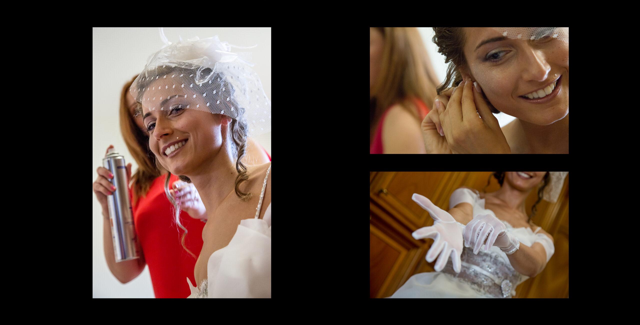 guanti sposa