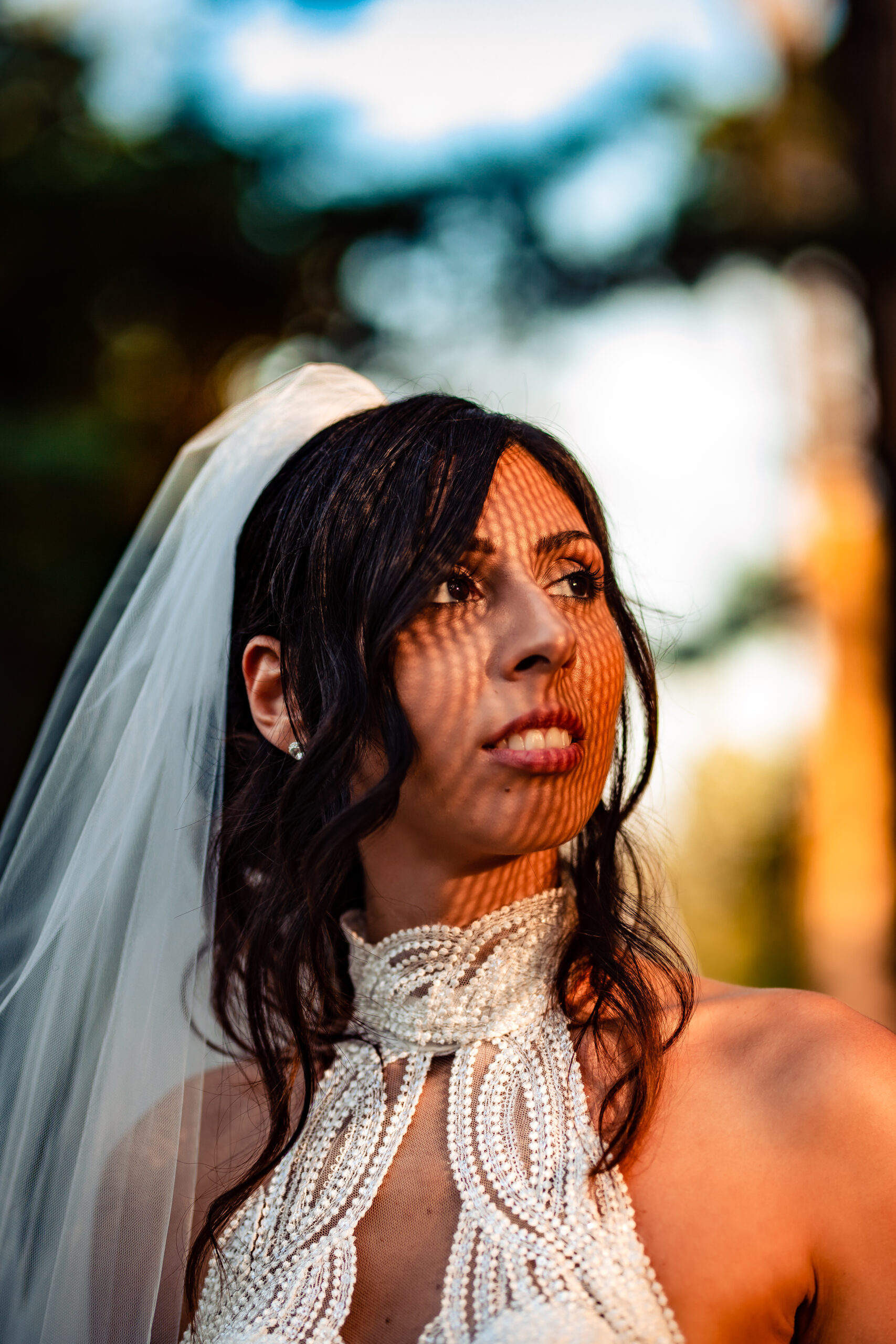 la sposa con le ombre
